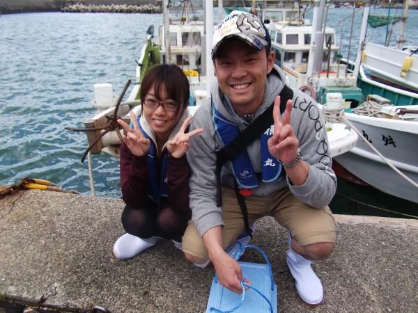 愛知から田辺に来ました。船酔いしちゃった1