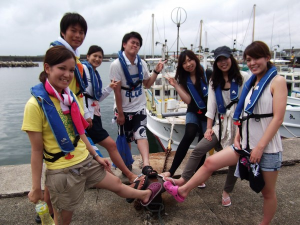 みんなで仲良く船釣りpart21