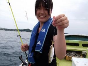 いっぱいお魚が釣れて楽しかった(*´∀`*)3