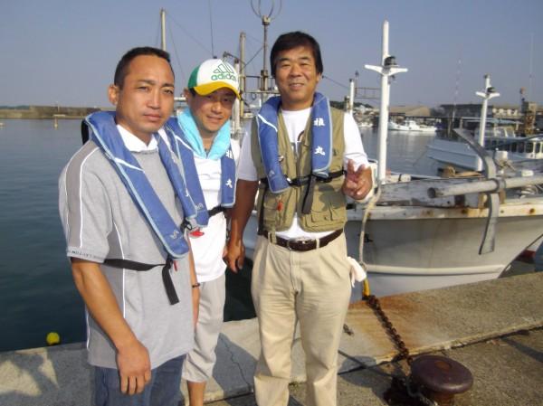 コロダイ・イトヒキアジ・イサギ船釣りめっちゃおもろい(๑≧౪≦)1