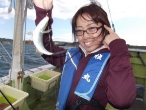 愛知から田辺に来ました。船酔いしちゃった2