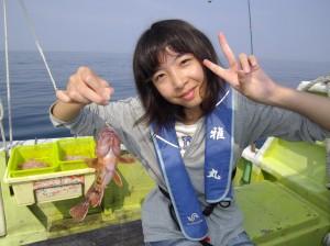 いろんな魚がいっぱい釣れたよ♪めっちゃ楽しい(๑≧౪≦)2