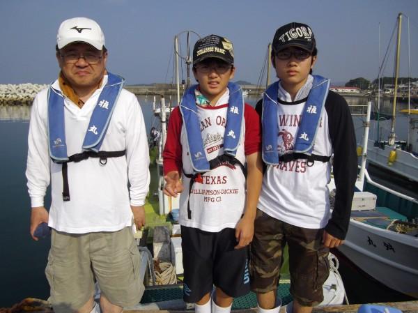 船釣りめっちゃ楽しい(๑≧౪≦)1