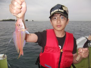 大きな魚釣りたいな~(*´∀`*)2