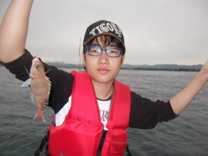 大きな魚釣りたいな~(*´∀`*)3