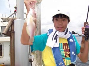 いっぱいお魚が釣れて楽しかった(*´∀`*)2
