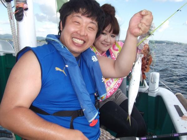 船釣り面白い~ 1