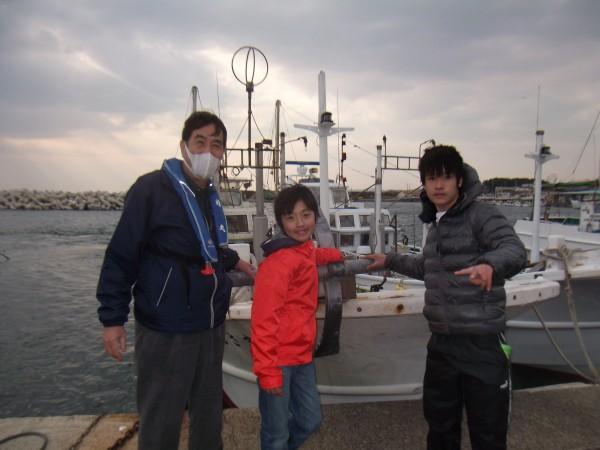 カワハギやマダイが釣れました(*゚▽゚*)1