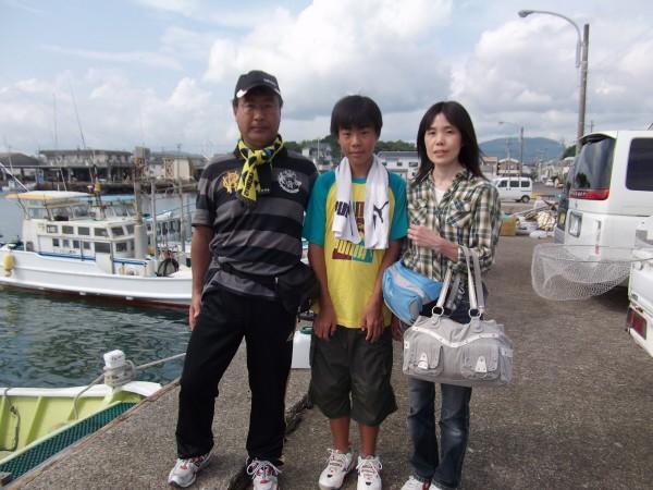 いっぱいお魚が釣れて楽しかった(*´∀`*)1