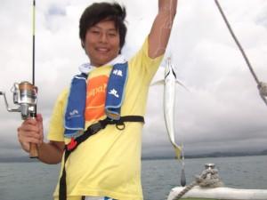みんなで仲良く船釣りpart12