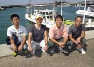 色々な魚が釣れました(*´∀`*)