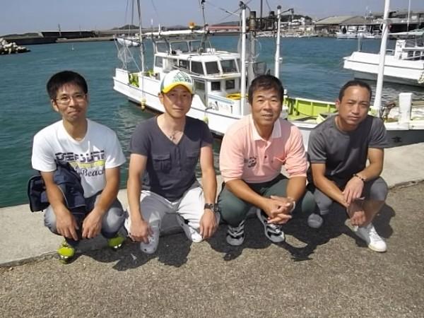 色々な魚が釣れました(*´∀`*)1