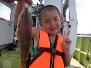 めっちゃ楽しい♫魚釣りって(*´∀`*)2