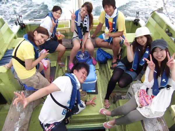 みんなで仲良く船釣りpart11