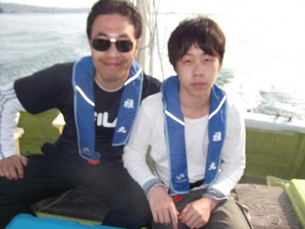 お天気最高(*´∀`*)アジ・ガシラGET1