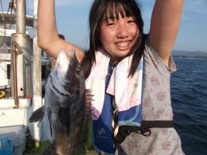 みんなで色んな魚を釣って楽しかった2