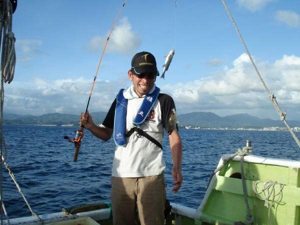 アジ釣りも楽しい~V1