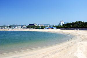 扇ヶ浜(おうぎがはま)1
